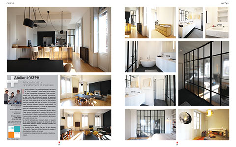 REVUE ARCHI + TOME 3 2017 - APPARTEMENT JARDIN ROYAL